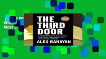 [MOST WISHED]  The Third Door: The Wild Quest to Uncover How the World s Most Successful People