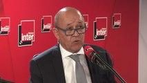 """Jean-Yves Le Drian, Ministre de l'Europe et des Affaires étrangères tire des leçons du scrutin européen : """"On a assisté à une belle démonstration démocratique"""""""