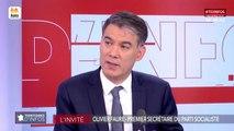 Invité : Olivier Faure - Territoires d'infos (28/05/2019)