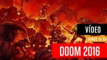 Doom en Gigabyte Aorus 15 XA