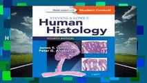 Popular to Favorit  Stevens & Lowe's Human Histology by James S. Lowe