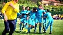 130 enfants réunis pour le 2e tournoi AS Monacoeur