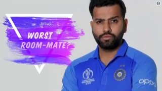 Rohit Terms 'Dirty' Dhawan as Worst Room-mate