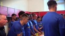 Inside U17 : les coulisses de la victoire face à Montrouge