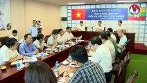 Phú Thọ nỗ lực đẩy nhanh tiến độ để đảm bảo công tác tổ chức trận đấu của U23 Việt Nam   VFF Channel