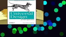 About For Books  Universal Design for Web Applications: Web Applications That Reach Everyone  For