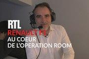 Formule 1 : au cœur de la salle opérationnelle de Renault à Viry-Châtillon