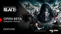 Сonqueror's Blade - Trailer cinématique 'Open Beta'