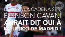 Mercato : Edinson Cavani aurait dit oui à un grand club européen