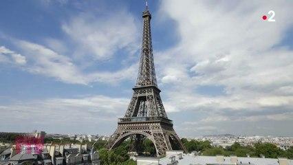 La Brigade du Stup' : la tour Eiffel - Stupéfiant !