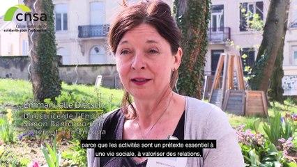 Le développement durable à l'EHPAD Simon Benichou : Des activités écoresponsables bénéfiques pour les résidents