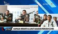 Jadi Target Pembunuhan, Wiranto: Kita Tetap Teguh Tegakkan Keamanan Nasional