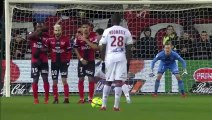 J21 EA Guingamp - Olympique Lyonnais (0-2) - Résumé - (EAG - OL)   2017-18