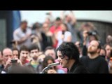 """Live at SXSW 2011: Jack White  """"Dead Leaves and the Dirty Ground"""" (Performed in a Carpark)"""