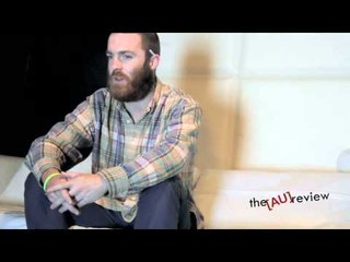 """Chet Faker's First Ever Video Interview """"I'm Pretty New To This Whole Thing, Today Was My 7th Show Ever!"""""""