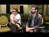 Starcadian & Rob O'Neill Interview: Music Video HE^RT at SXSW 2013.