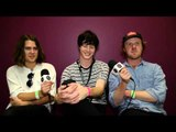 Orphans Orphans: Interview at BIGSOUND 2014 (the AU review)