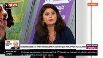 """Européennes: Invitée de """"Morandini Live"""", la tête de liste du Parti Animaliste dénonce des irrégularités: """"Nos bulletins n'ont même pas été mis en place dans les bureaux de vote!"""""""