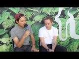 Classixx - Interview at Listen Out Festival (Sydney, 2013)