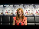 Interview: Ailee (에일리) talks about U&I and 2014 comeback