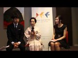 Interview: Kaoru Yachigusa & Yoshihiro Fukagawa from Don't Lose Heart (Part 1)