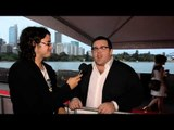 "Interview: Nick Frost talks ""Cuban Fury"" (UK, 2014) at the Australian Premiere."