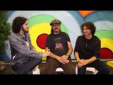 Interview: Primus (Les and Larry) at Big Day Out (Sydney, 2014) - Part Two of Two!