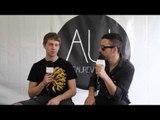 The Dillinger Escape Plan: Ben and Billy Interviewed at Soundwave Festival 2014 (Sydney)
