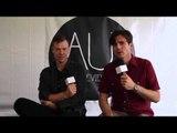 Jimmy Eat World: Jim and Rick Interviewed at Soundwave Festival 2014 (Sydney)