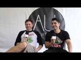 Interview: Zebrahead's Ali & Matty at Soundwave Festival 2014 (Sydney)