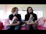 DZ Deathrays Interview at the Big Day Out Melbourne (2014)