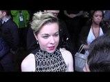 Tina Majorino at the Veronica Mars SXSW Red Carpet Film Premiere!