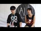 Interview: Dir En Grey - Toshiya at Soundwave Festival 2014 (Sydney, in English)