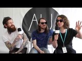 Interview: Pulled Apart By Horses at Soundwave Festival 2014 (Sydney, Australia)