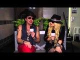 Interview: Richie Sambora and Orianthi at Soundwave Festival 2014 (Sydney)