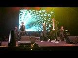 CROSS GENE performing I'm Not a Boy, Not Yet a Man (어려도 남자야) at Sundown Festival 2014