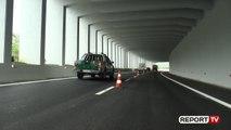Ja si duket tuneli panoramik në aksin Tiranë-Elbasan, Balluku: Rruga përfundon në maj