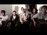 """LIVE: The Evening Cast perform """"Questions"""" - Acoustic on the AU sessions."""