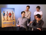 The Inbetweeners 2 Cast talk to Australian Publication The Iris (Part Two)