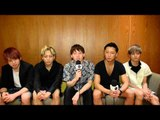 Interview: Da-iCE (Japan) talks about their beginnings and best moments so far