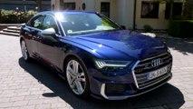 The new Audi S6 Sedan Design Preview
