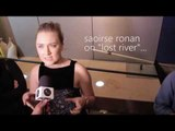 """Saoirse Ronan talks about working on Ryan Gosling's """"Lost River"""""""
