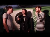Twin Atlantic Interviewed at Soundwave Festival 2015 after a game of Beer Pong