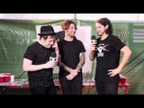 Fall Out Boy on Big Hero 6, Oscars, Having Kids and More at Soundwave (Part One)