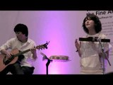 "LIVE: moumoon cover ""You Gotta Be"" by Des'ree in Brighton, England"