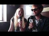 Julia Why? (Australia) Interviewed at CMW Aussie BBQ in Toronto 2015