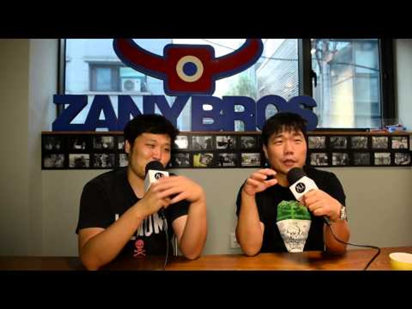 ZanyBros (South Korea) talks about filming K-Pop videos internationally