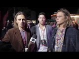 Lime Cordiale talk N.W.A. and new music at the Straight Outta Compton Premiere