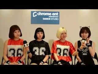 "Bob Girls: Rookie K-Pop girl group talk fan club names, ""Training The Tom Boy Girl Group Bob Girls"" and the meaning of ""Bob Girls"""