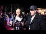 Bliss n Eso talk N.W.A at the Straight Outta Compton Sydney Premiere